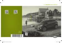 manual Ford-Escape 2019 pag001