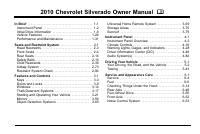 manual Chevrolet-Silverado 1500 2010 pag001
