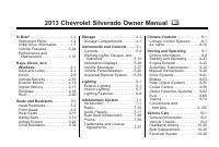 manual Chevrolet-Silverado 1500 2013 pag001