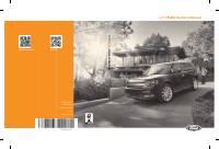 manual Ford-Flex 2015 pag001