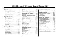 manual Chevrolet-Silverado 1500 2014 pag001