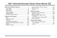 manual Chevrolet-Silverado 1500 2007 pag001