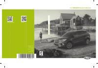manual Ford-Escape 2017 pag001