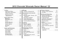 manual Chevrolet-Silverado 1500 2012 pag001