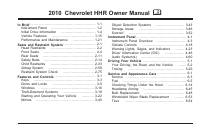 manual Chevrolet-HHR 2010 pag001