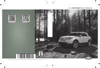 manual Ford-Explorer 2014 pag001