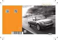 manual Ford-Flex 2016 pag001